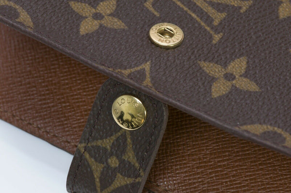 Louis Vuitton LV Monogram Agenda Cover