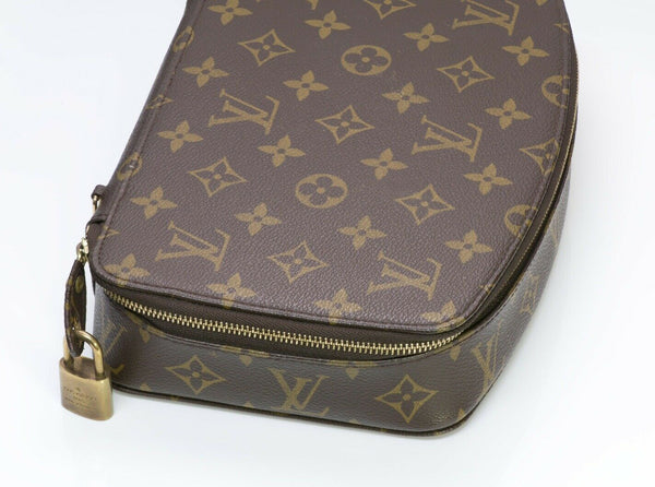 Louis Vuitton Paris LV Monte Carlo Monogram Jewelry Case