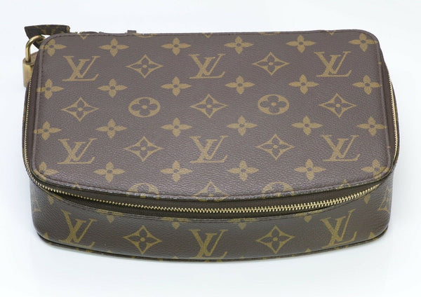 Louis Vuitton Paris LV Monte Carlo Jewelry Case