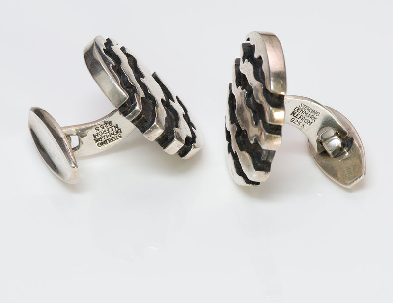 Niels Erick From Sterling Cufflinks2