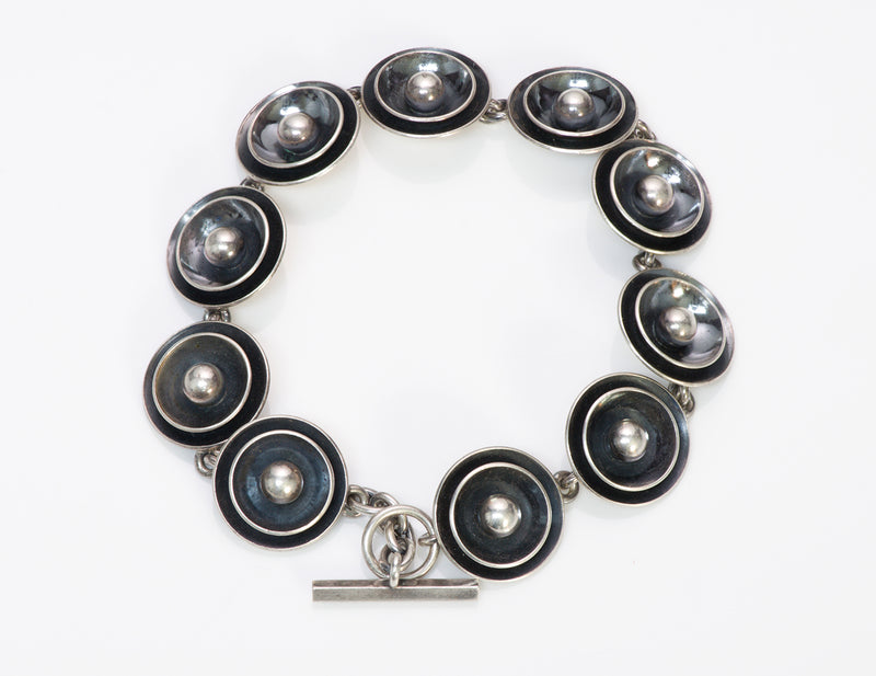 Niels Erik From Sterling Silver Bracelet