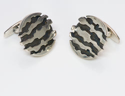 Niels Erick From Sterling Cufflinks