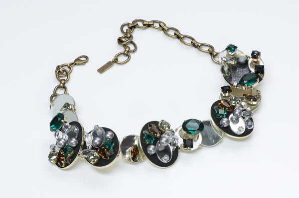 Nina Ricci Crystal Necklace