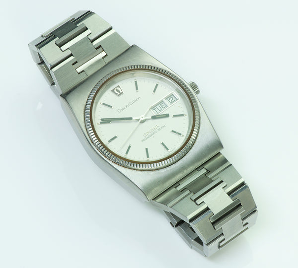 Omega Constellation Megaquartz 32 KHz