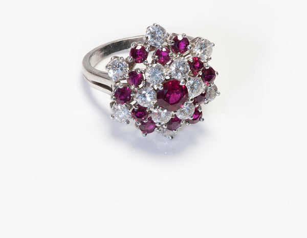 Oscar Heyman Ring Ruby