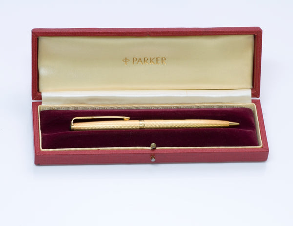 Parker Presidential 61 Gold Ball Pen