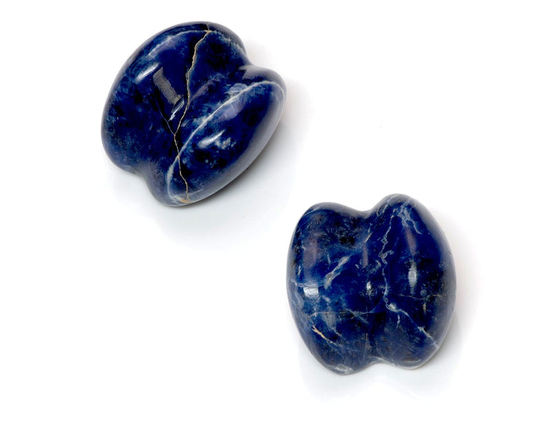 Patricia Von Musulin Sterling Silver Lapis Earrings 1