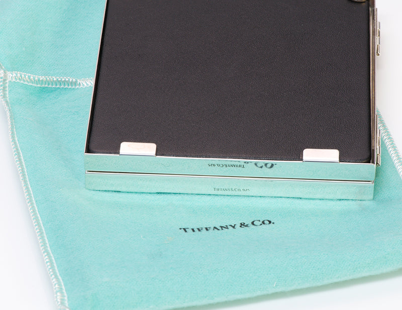 Tiffany & Co. Silver Double Picture Frame