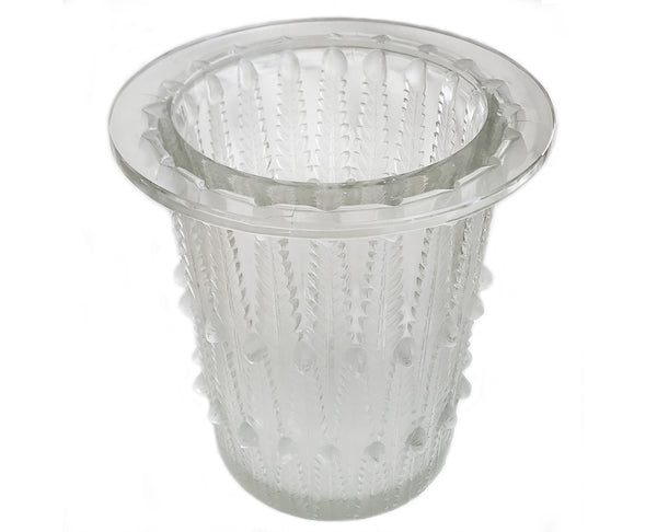 Rene Lalique Fougeres Ice Bucket 2