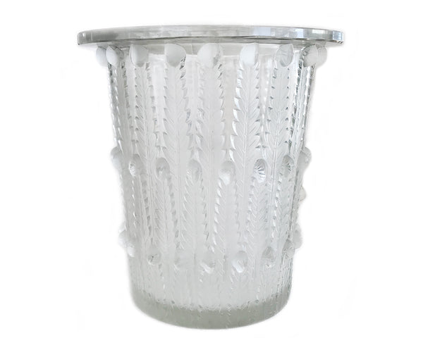 Rene Lalique Fougeres Ice Bucket