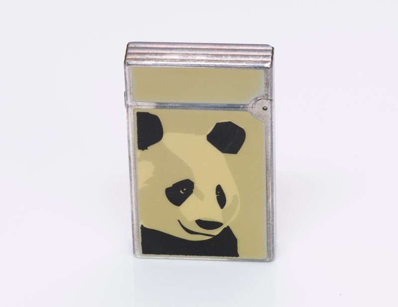 S. T. Dupont Fantaisies Panda Lighter