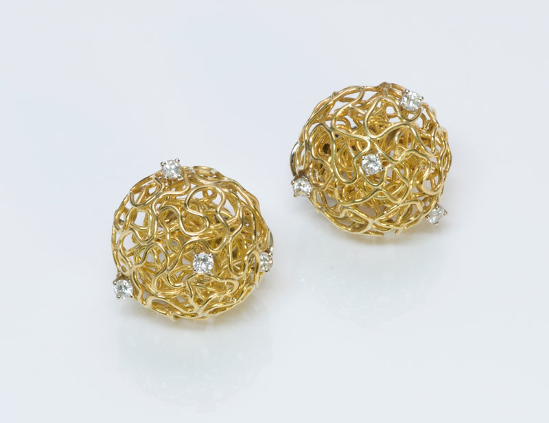 Spritzer & Fuhrmann Diamond Earrings