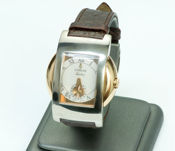 Corum Symbiose 18K Gold Watch Ref. 78.120.78