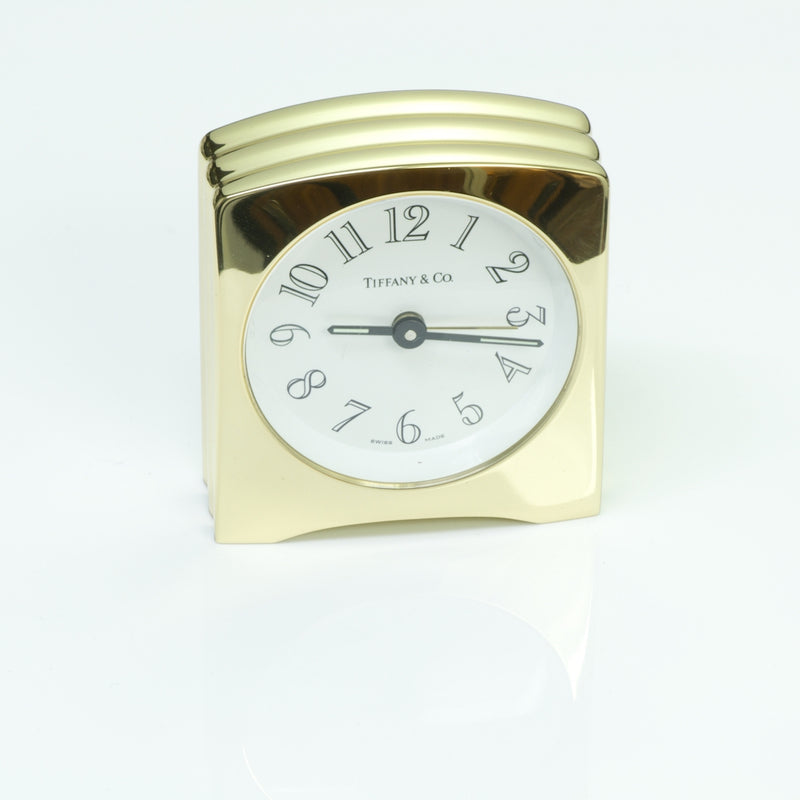 Tiffany & Co. Alarm Clock