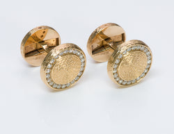 Tiffany & Co. Diamond Cufflinks