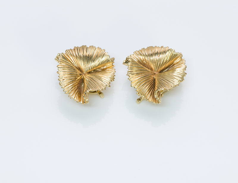 Tiffany & Co. Gold Earrings