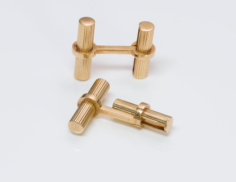 Tiffany & Co. Bar Cufflinks