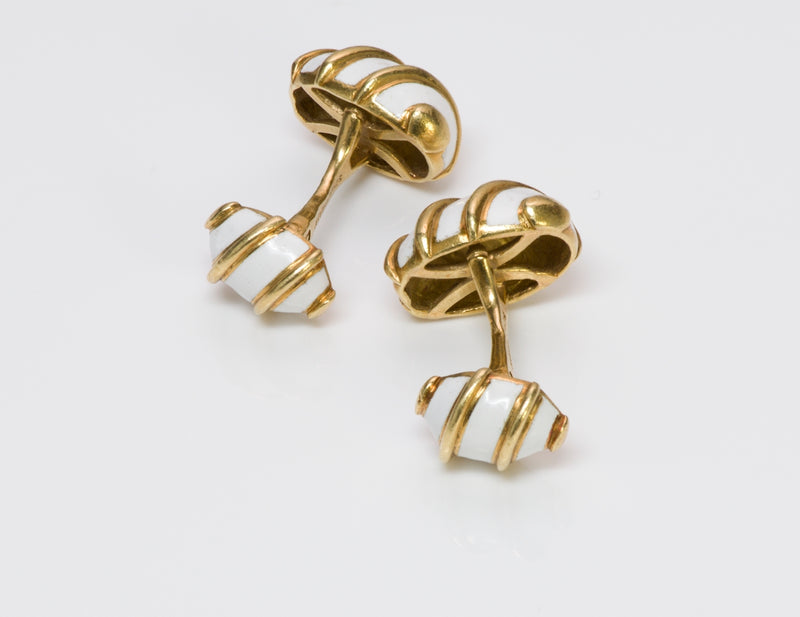 Tiffany & Co. Jean Schlumberger Cufflinks