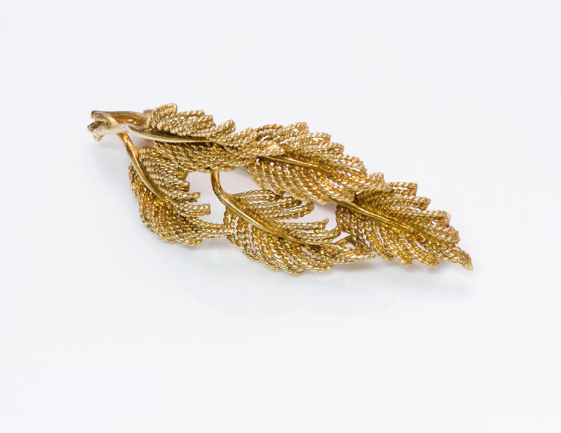 Tiffany & Co. Gold Brooch