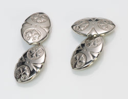 Antique Tiffany & Co. Platinum Cufflinks
