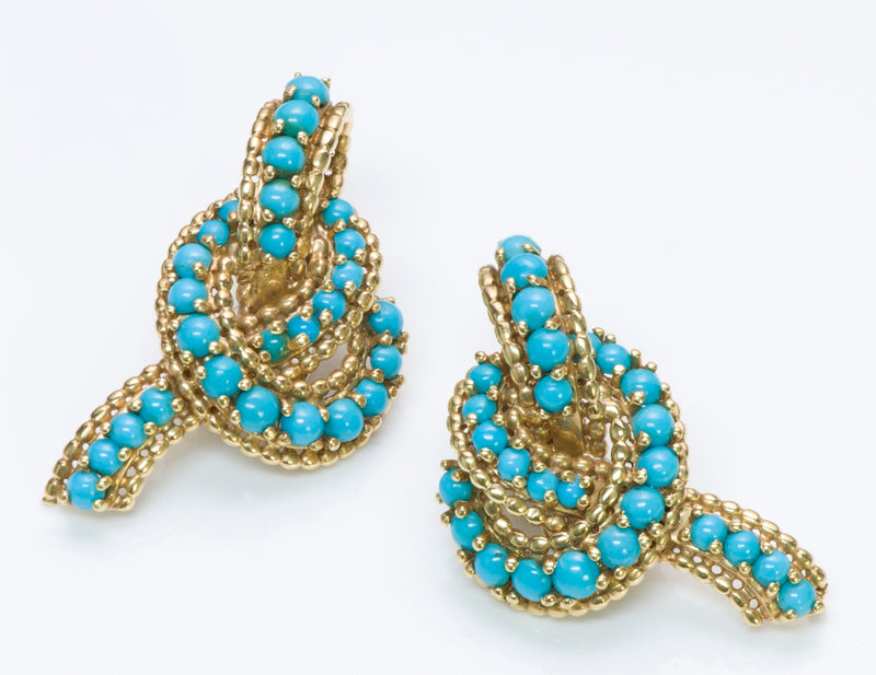 Tiffany & Co. Turquoise Earrings