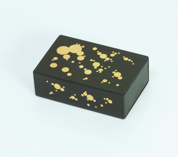 Tiffany & Co. Angela Cummings Iron Gold Bubbles Box