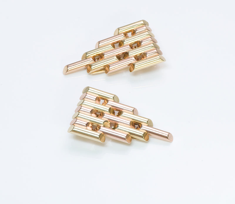 Tiffany & Co. Gold Clips