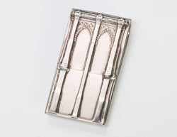 Tiffany & Co. Sterling Silver Brooklyn Bridge Money Clip