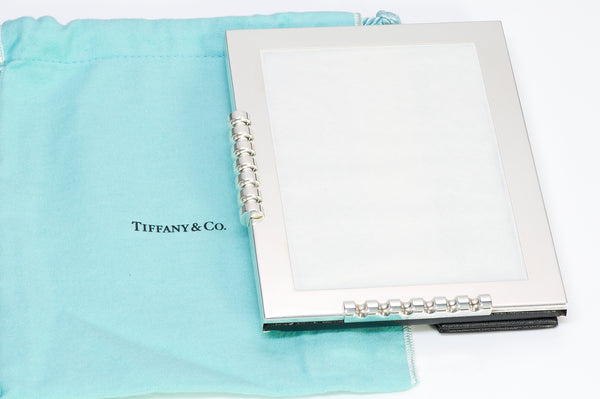 Tiffany & Co. Paloma Picasso Sterling Silver Picture Frame