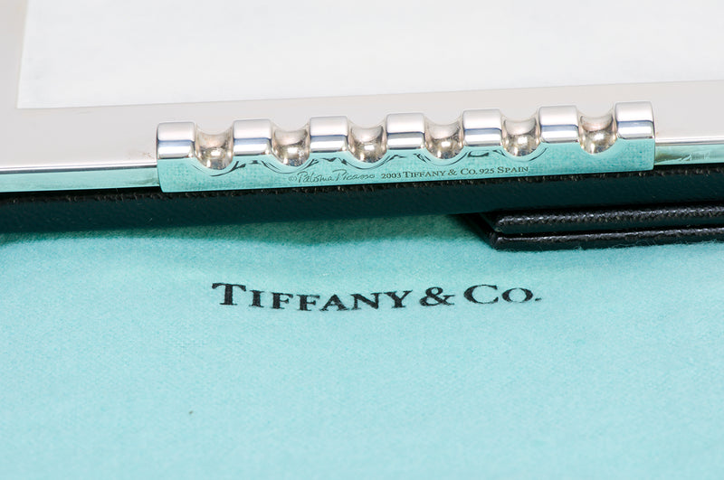 Tiffany & Co. Paloma Picasso Sterling Silver Picture Frame 1