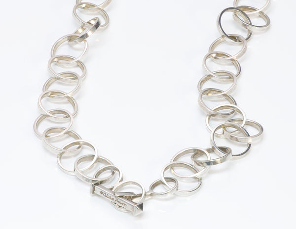Paloma Picasso Tiffany Co. Chain Link Necklace
