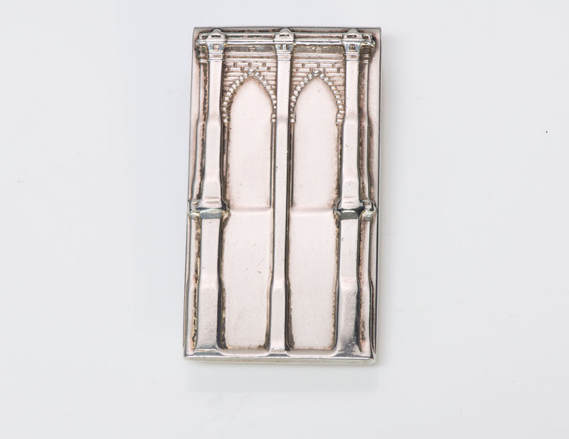 Tiffany & Co. Silver Brooklyn Bridge Money Clip