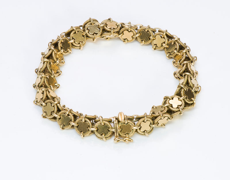 Rare Vintage Tiffany & Co. 18K Gold Bracelet