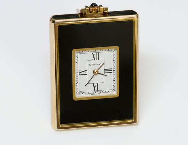 Tiffany & Co. Pendant Travel Clock