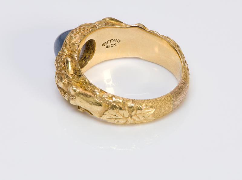 Tiffany & Co. Antique Gold Ring