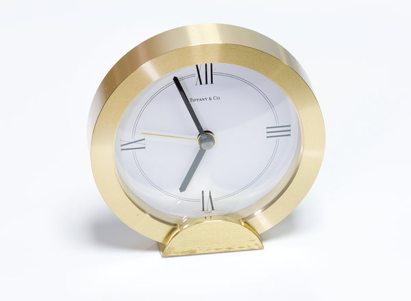 Tiffany & Co. Clock