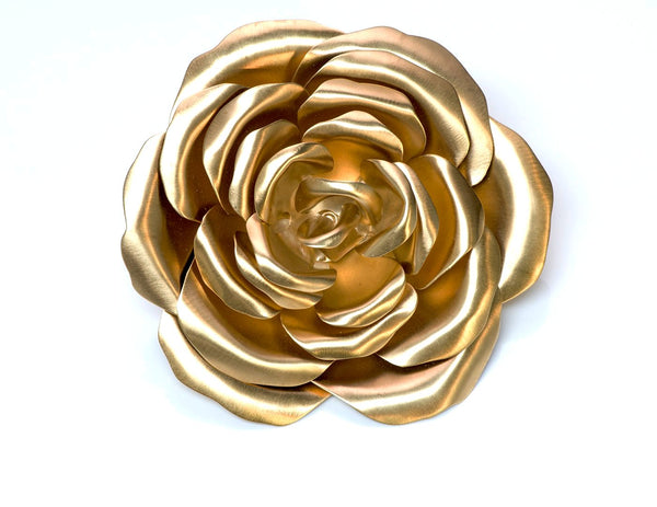 Valentino Garavani Couture Rose Flower Brooch