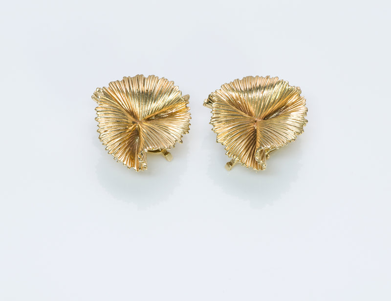 Vintage Tiffany & Co. Gold Earrings