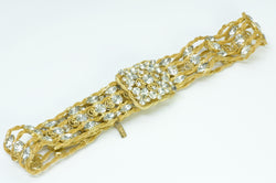 Yves Saint Laurent YSL Crystal Belt