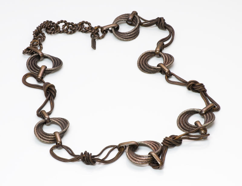 Yves Saint Lauren Chain Belt