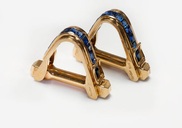 Cartier Cufflinks Gold