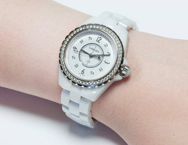 Chanel Watch J12 Diamond Watch