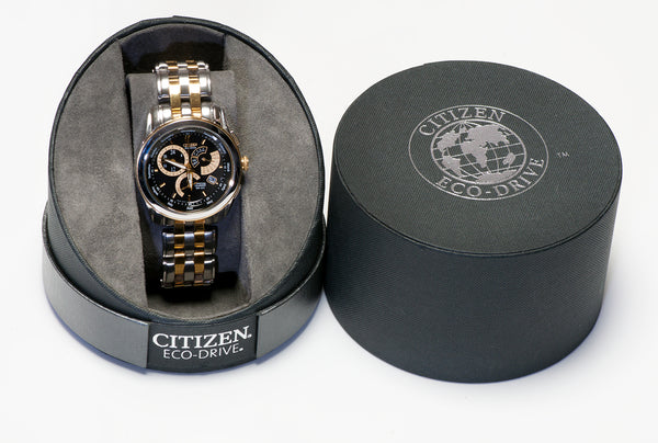 Citizen Eco-Drive Perpetual Calendar Calibre 8700 Men's Watch