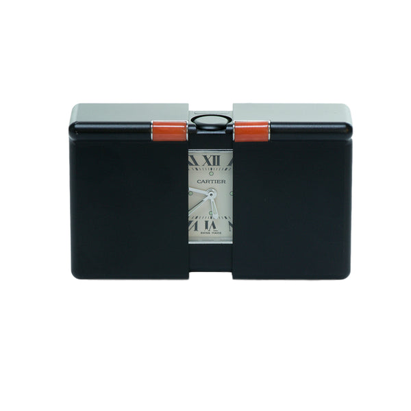 Cartier Travel Clock Alarm