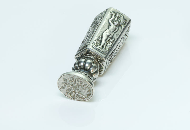 Antique Silver Seal