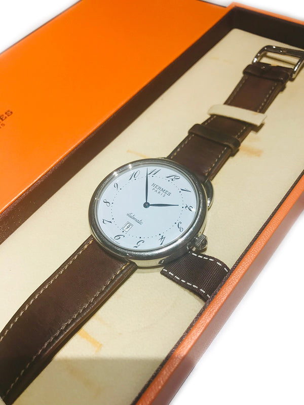 Hermes Arceau Automatic Watch AR4.810