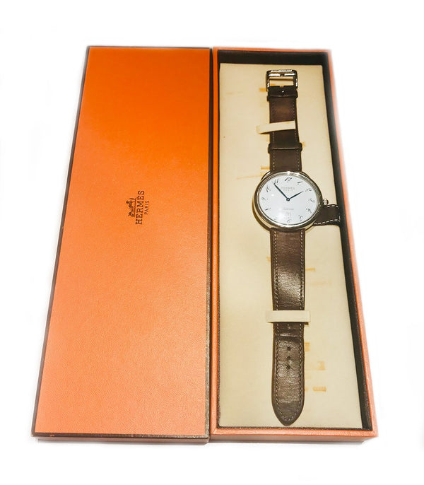Hermes Arceau Watch AR4.810