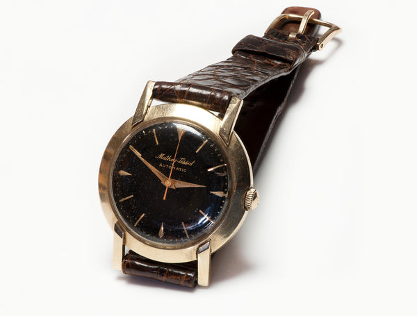 Mathey-Tissot Men's Gold Automatic Watch