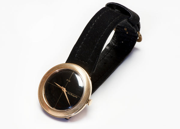 Paul Breguette Gold Watch