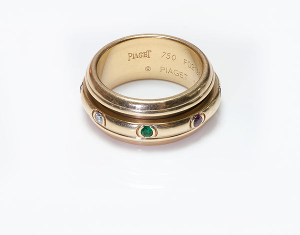Piaget Possession Gold Band Ring